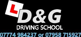 D & G Driving School Milton Keynes